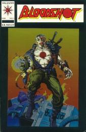 Bloodshot (1993) -1- Blood of the machine