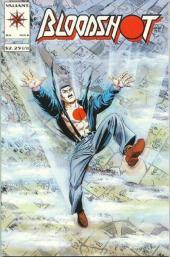 Bloodshot (1993) -6- Death at 10,000 feet!