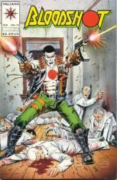 Bloodshot (1993) -13- Who killed the weaponeer?