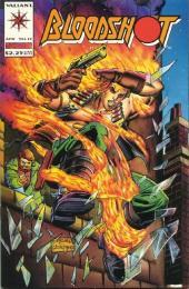 Bloodshot (1993) -15- The hunter: the hunted