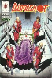 Bloodshot (1993) -17- Coma