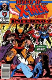 What If? vol.2 (Marvel comics - 1989) -6- What if... the x-men had lost inferno?