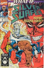 What If? vol.2 (1989) -22- What if... the Silver Surfer Had Not Escaped Earth?