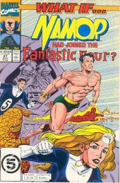 What If? vol.2 (1989) -27- What if the sub-mariner had joined the fantastic four?