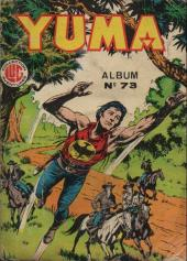 Yuma (1re série) -Rec073- Album N°73 (du n°270 au n°272)