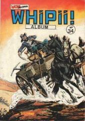 Whipii ! (Panter Black, Whipee ! puis) -Rec34- Album N°34 (du n°98 au n°100)