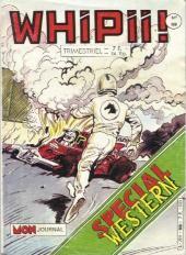 Whipii ! (Panter Black, Whipee ! puis) -109- Numéro 109