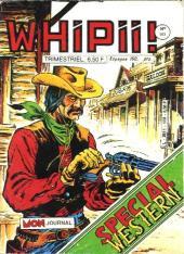 Whipii ! (Panter Black, Whipee ! puis) -103- Numéro 103