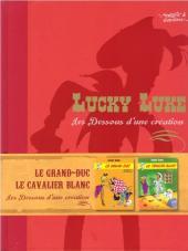 Lucky Luke - Les Dessous d'une création (Atlas) -8- Le grand duc / Le cavalier blanc