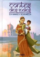 Contes du monde en bandes dessinées - Contes des Indes en bandes dessinées
