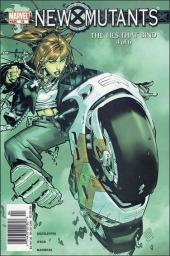 New Mutants (2003) -10- Ties that bind part 4
