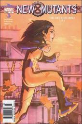 New Mutants (2003) -9- Ties that bind part 3