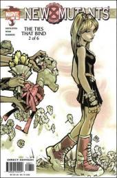 New Mutants (2003) -8- Ties that bind part 2