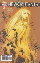 New Mutants (2003) -7- Ties that bind part 1