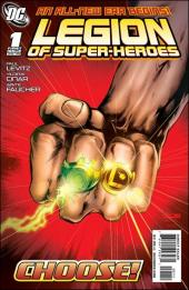 Legion of Super-Heroes (2010) -1- The scream heard 'cross the universe