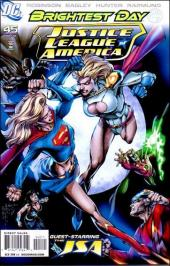 Justice League of America (2006) -45- Prelude to the dark things