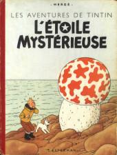 Tintin (Historique) -10B06- L'étoile mystérieuse