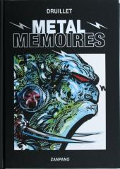 (AUT) Druillet -TL- Métal mémoires