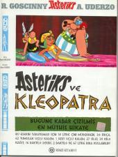Astérix (en langues étrangères) -6Turc- Asteriks ve Kléopatra