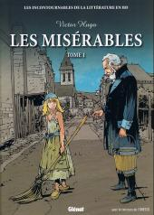 Les incontournables de la littérature en BD -12- Les Misérables - Tome 1