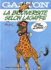 Gaston (Hors-série) - La biodiversité selon Lagaffe