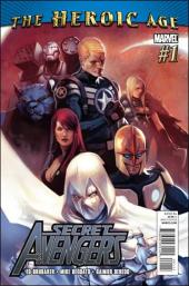 Secret Avengers (2010) -1- Secret histories part 1