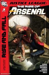 Justice League: the rise of Arsenal (2010) -3- Domestic disturbance