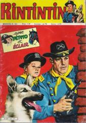 Rin Tin Tin & Rusty (2e série) -153- La révolte des comanches