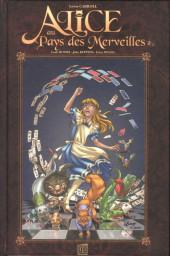Alice au Pays des Merveilles (Awano/Reppion/Moore) -2- De l'autre côté du miroir