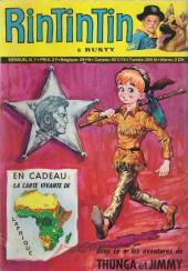 Rin Tin Tin & Rusty (2e série) -7- Le météore