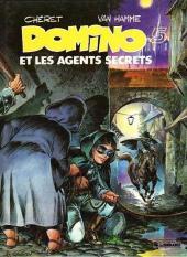 Domino (Chéret) -5- Domino et les agents secrets