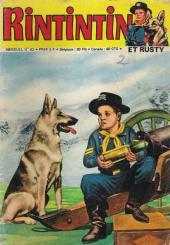 Rin Tin Tin & Rusty (2e série) -62- La révolte des comanches