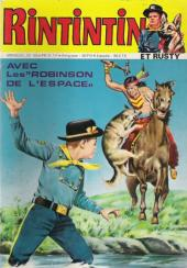 Rin Tin Tin & Rusty (2e série) -65- Le rapt de la dame blonde