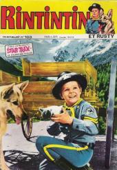 Rin Tin Tin & Rusty (2e série) -103- Rusty apprenti sorcier
