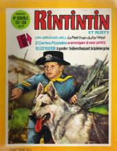 Rin Tin Tin & Rusty (2e série) -137/138- De l'or pour l'enfer