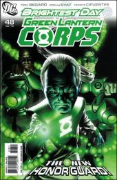 Green Lantern Corps (2006) -48- Revolt of the alpha-lanterns