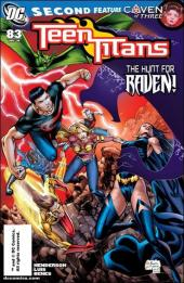 Teen Titans (2003) -83- A rift in a haystack