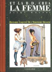 (DOC) Bande dessinée érotique - Et la B.D. créa la femme - Histoire Coquine de l'Erotisme Dessiné