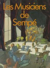 (AUT) Sempé -15- Les musiciens de Sempé