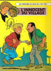 Chick Bill -231b85- L'innocent du village