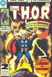 Thor (Éditions Héritage) -8182- Le jour où faillit le tonnerre