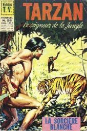 Tarzan (2e Série - Sagédition) (Vedettes T.V.) -26- La sorcière blanche