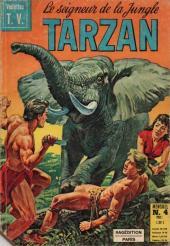 Tarzan (2e Série - Sagédition) (Vedettes T.V.) -4- Le trésor d'Opar 2 : Et pour enjeu un trésor