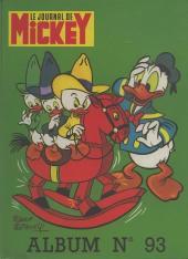 (Recueil) Mickey (Le Journal de) -93- Album n°93 (n°1493 à 1502)