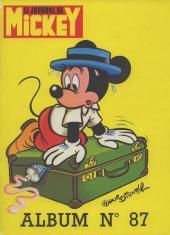(Recueil) Mickey (Le Journal de) -87- Album n°87 (n°1429 à 1438)