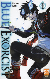 Blue Exorcist -1- Tome 1