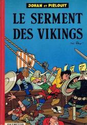 Johan et Pirlouit -5a- Le serment des vikings