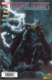 Marvel Heroes (Marvel France - 2007) -32- Révolte