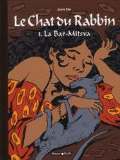Le chat du Rabbin -1EA- La Bar-Mitsva