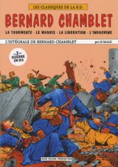 Bernard Chamblet -INT- La Tourmente - Le Maquis - La Libération - L'Indochine